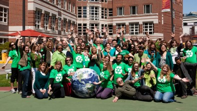 HKS green team picture