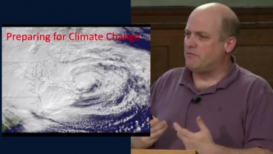 Climate Preparedness with Dan Schrag