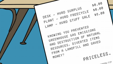 Reuse is priceless