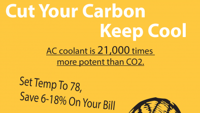 Cut your Carbon Keep Cool