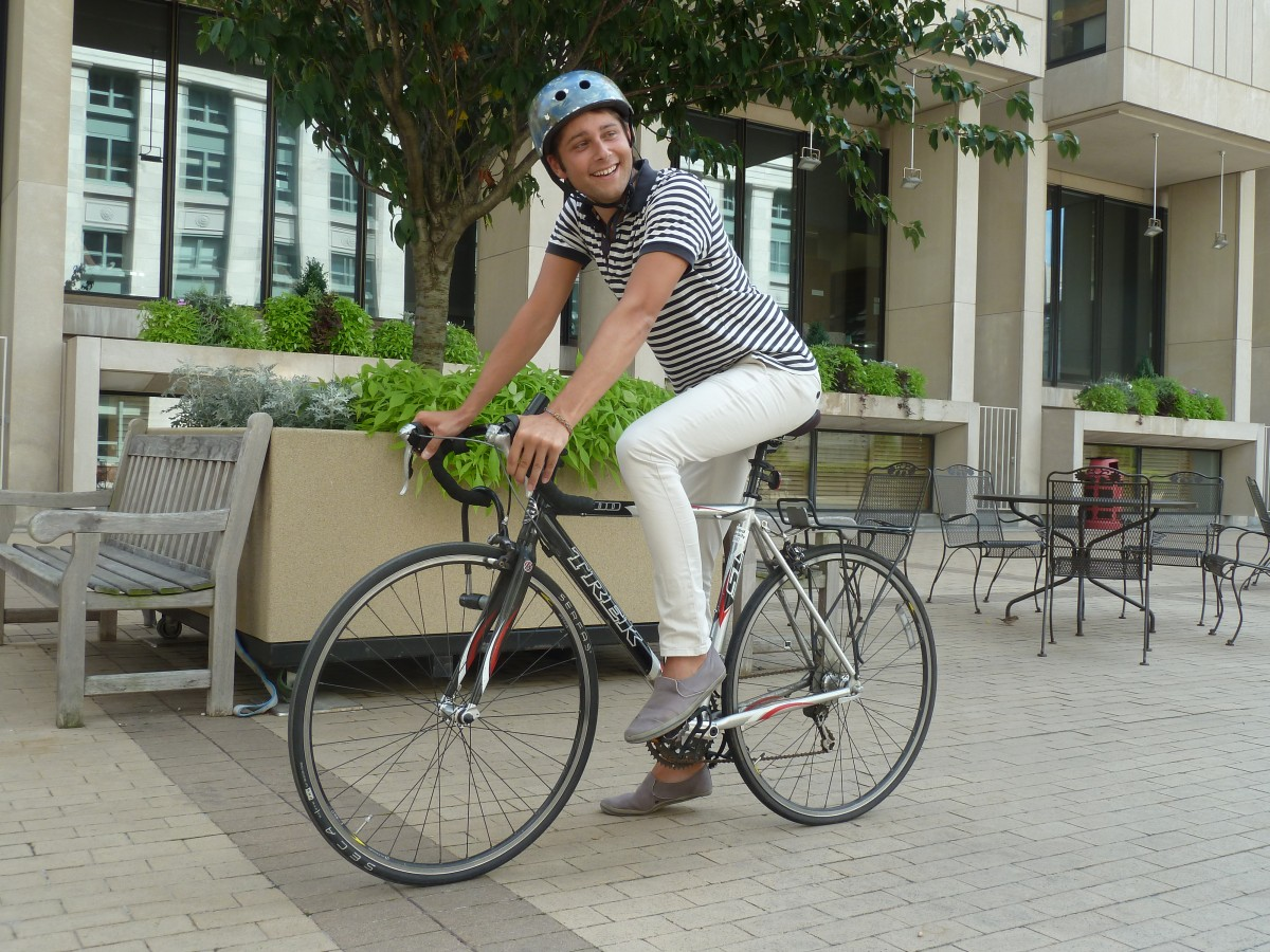 David Havelick is a program manager for Dr. Mucci's prostate cancer research team in the Department of Epidemiology at the Harvard School of Public Health. He is also a member of the HSPH EcoOpportunity Green Team and founder of the Harvard Longwood Bicyclists group.