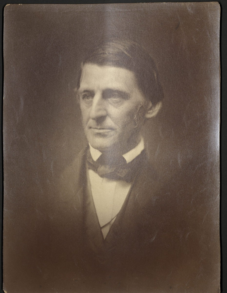 Harvard University Archives, HUP Emerson, R.W. (15a)