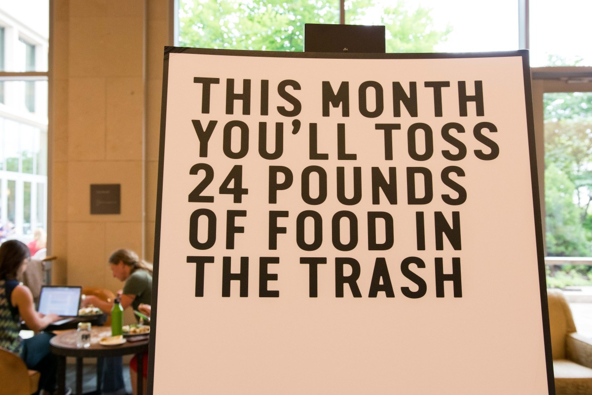Conference discusses food waste, consumer education