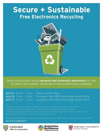 Secure and Sustainable Electronics Recycling