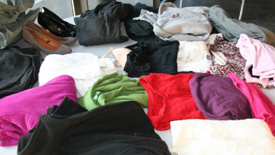 Freecycle clothes