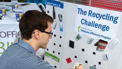 Recycling Challenge Quiz